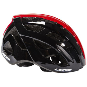 Lazer Tonic - Casco de bicicleta - rojo/negro